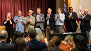 SLO County politicians sign pledge of civility to improve communication