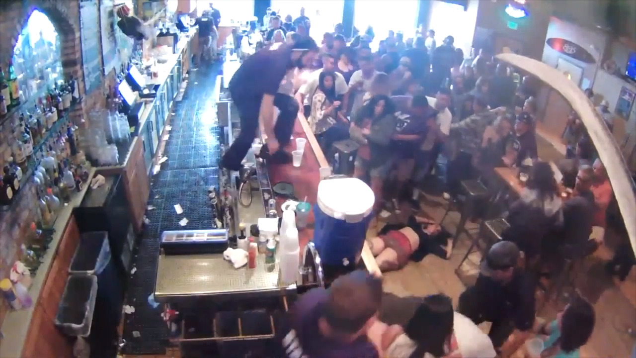 SLO employee who knocked out woman in bar is out as a city building inspector