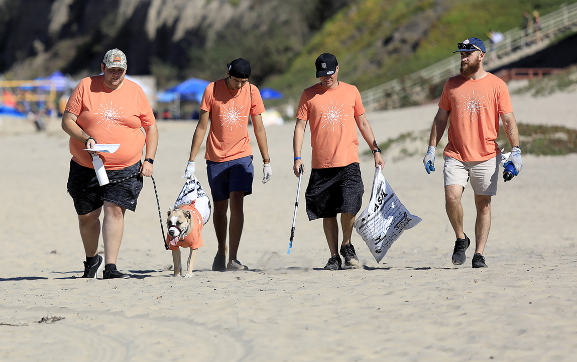 Working for a cleaner coast, San Luis Obispo chapter of Surfrider nonprofit turns 25