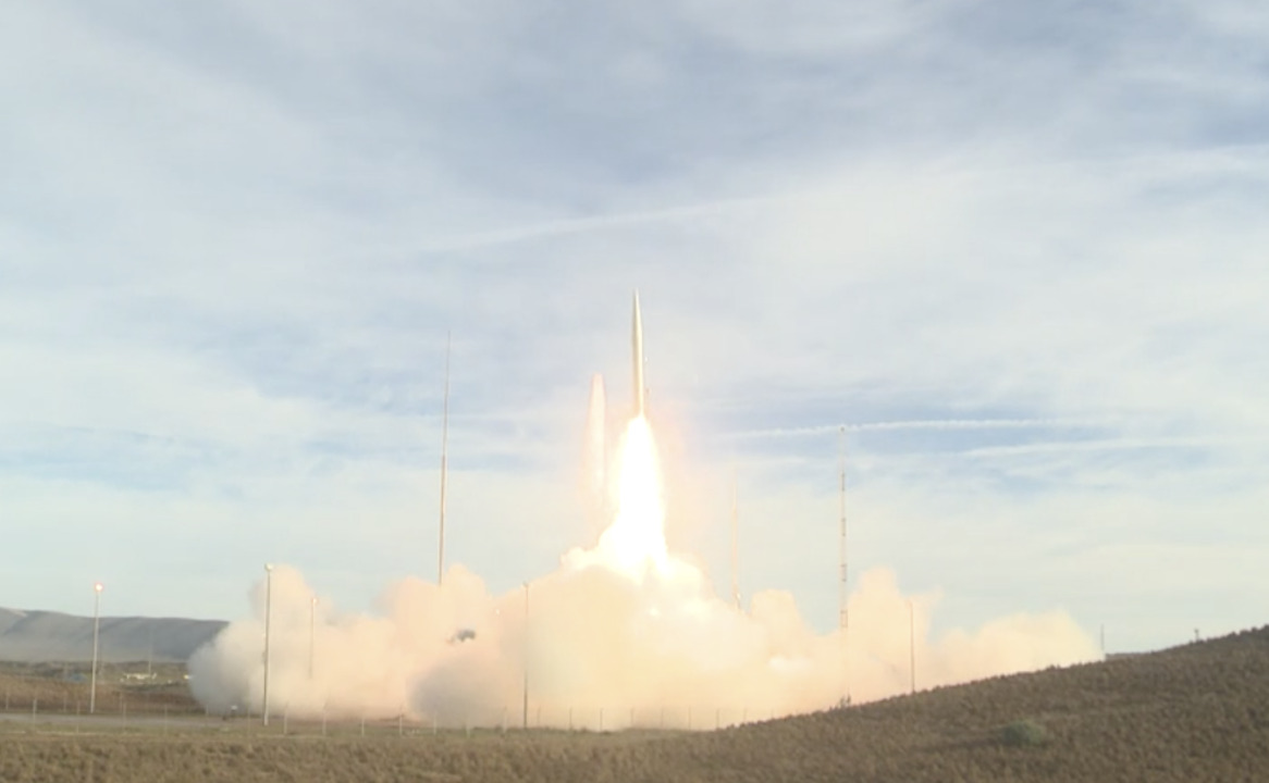 Ballistic missile launches from Vandenberg, months after U.S. exits Russia weapons treaty