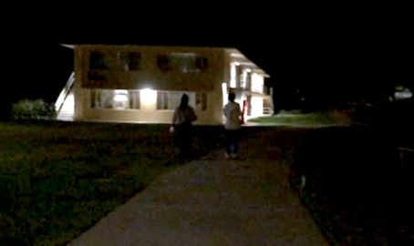 What's it like to walk around Cal Poly at night? We take you on a tour