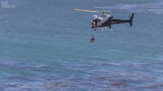 Man rescued after falling off cliff at Pirate's Cove in Avila Beach