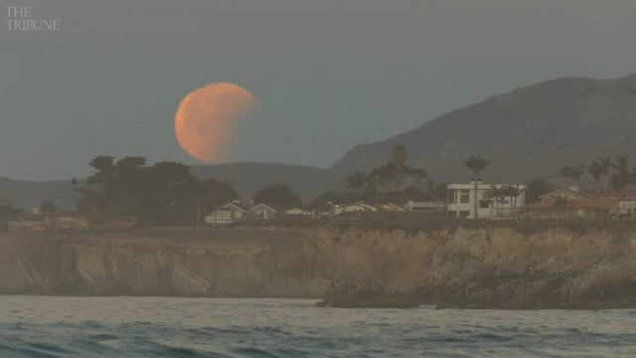 The pink moon will rise on Friday night. What is it and where can you see it?