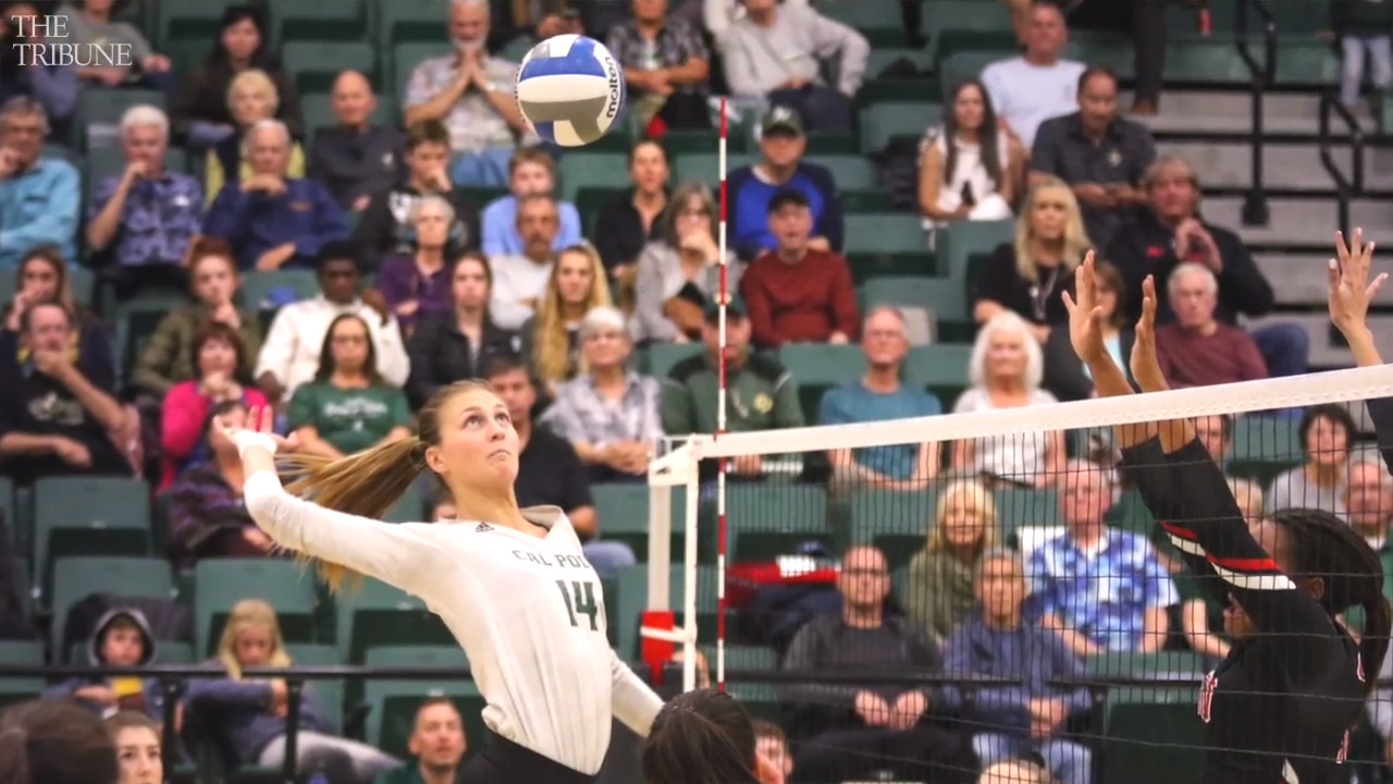 Cal Poly volleyball hopes to keep Big West title hopes alive as rival UCSB comes to town