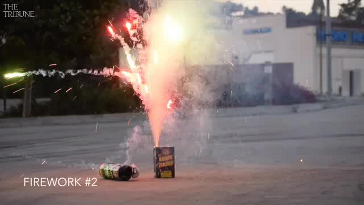 What's the law? Fireworks' sale and discharge depend on where you live in Sacramento