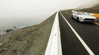 Highway 1 reopens at Mud Creek Slide near Big Sur