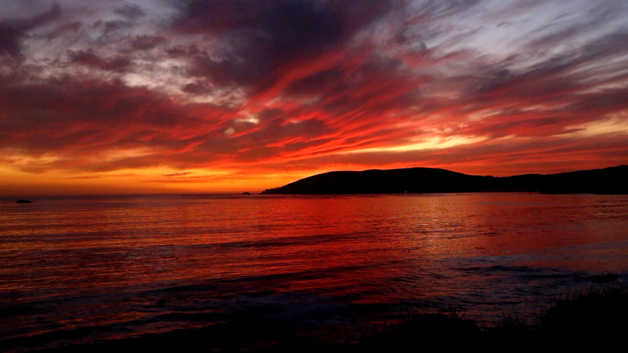Now is the best time to catch California sunsets and sunrises. Here's why