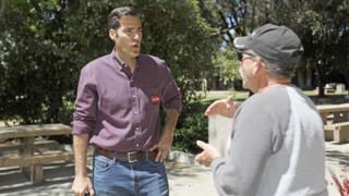 Supervisor candidate Jimmy Paulding talks about his vision for SLO County