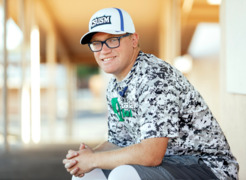 Paso Robles teen lives college baseball dream 15 years after transplant surgery