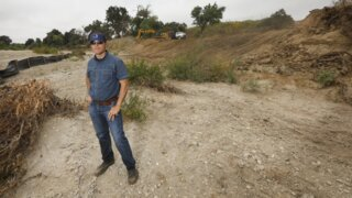 Erosion from the Salinas River is threatening Paso wells. The city is working to fix that