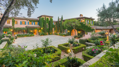 Montecito mansion has so many perks, you'll never want to leave. Price: $16.9 million