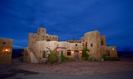 You can own a Paso vineyard home straight out of a New Mexico pueblo — for $6.9 million