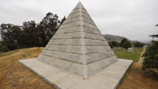 Why is there a pyramid in SLO? Here's the legend (and true history) behind it