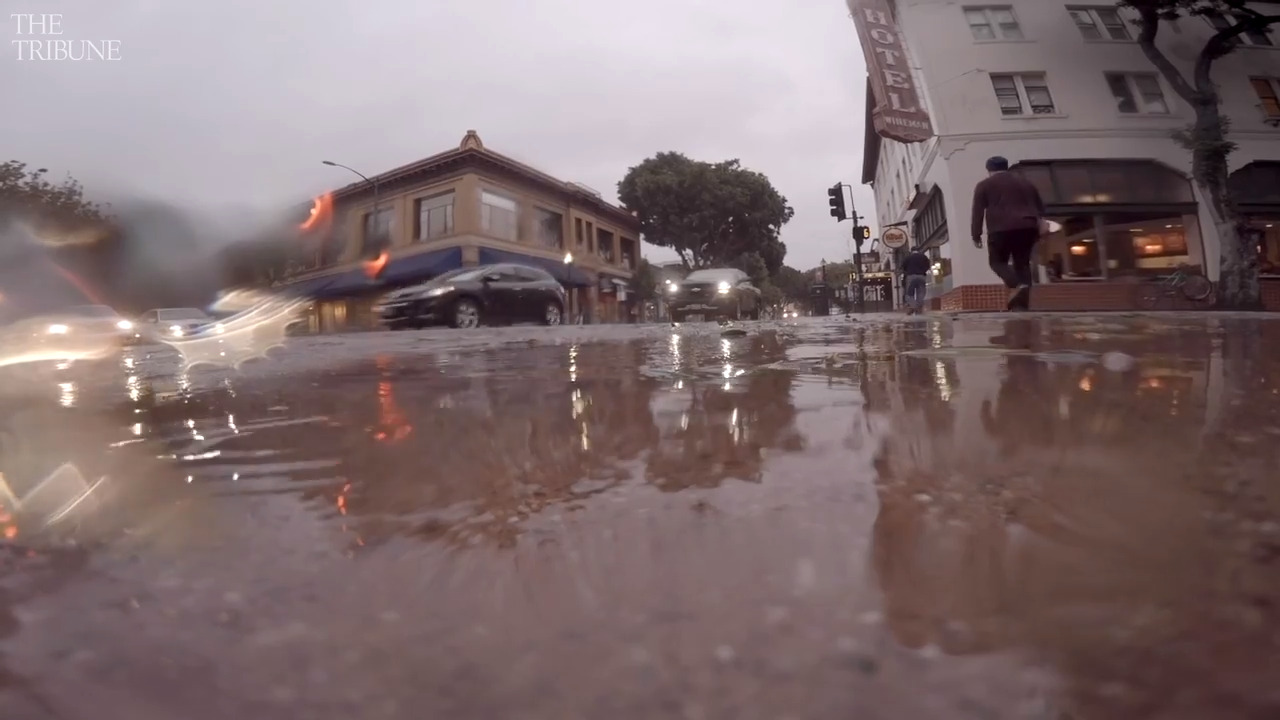 What's ahead for the rest of the rainy season in San Luis Obispo County?