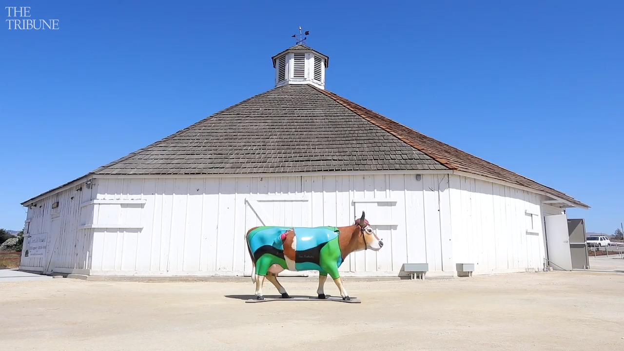 Octagon Barn is ready for grand opening as SLO's newest event center