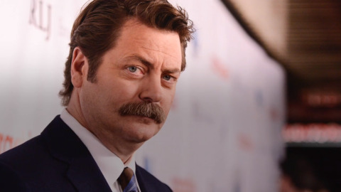 Ron Swanson comes to Paso: 'Parks and Rec' star talks comedy, canoes before one-man show
