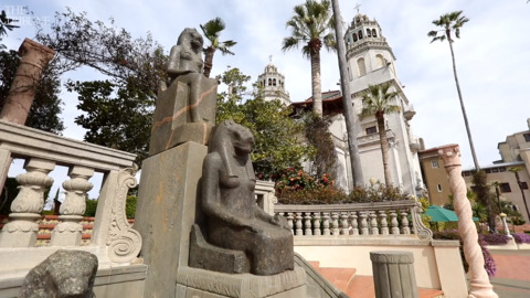 See Hearst Castle's amazing art collection with former museum director as guide