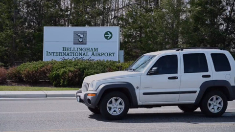 A new fee means no more Uber at Bellingham's airport