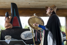 'We're in a state of emergency,' Lummi Nation secretary says of dispute with Canada
