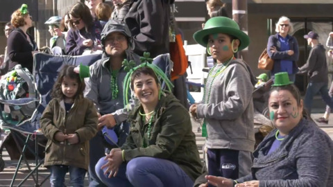 Here's how Bellingham celebrated St. Patrick's weekend