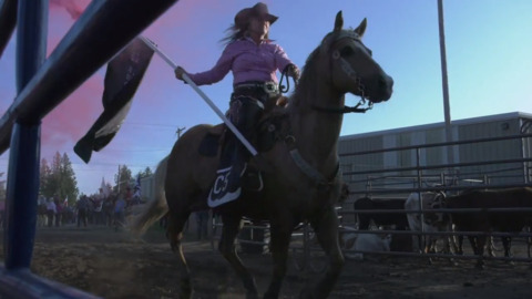 For some, Lynden was their first rodeo. Here's what they thought