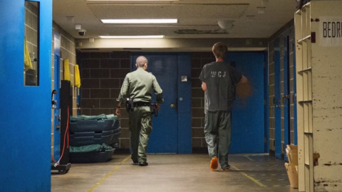 After settling Whatcom jail lawsuit, ACLU seeks medical opioid treatment in prison