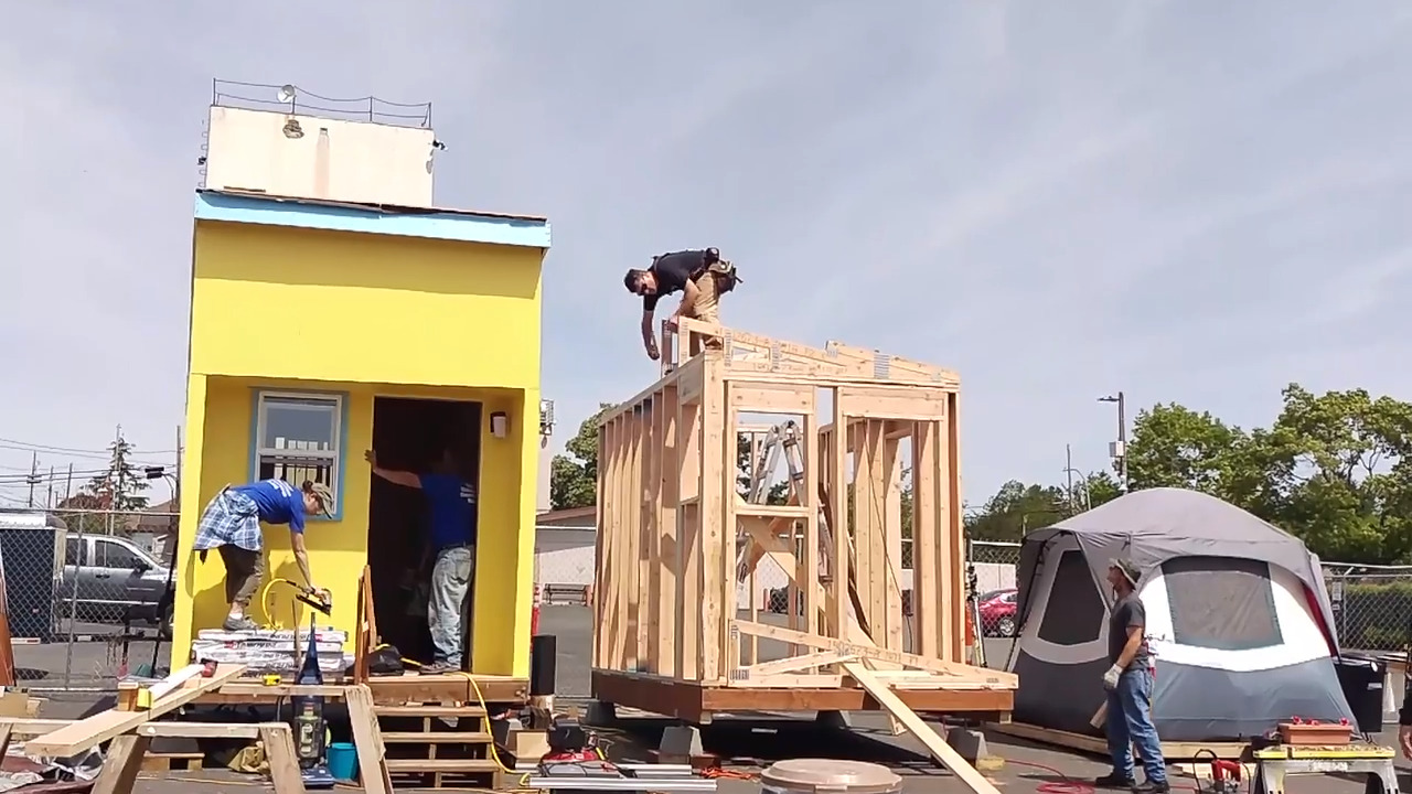 For some homeless, 'a place to call home' will be in these tiny homes in Bellingham