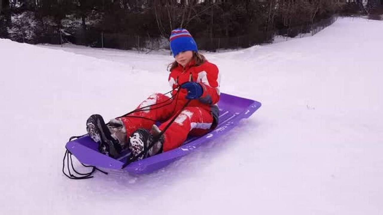 If you've been itching to go sledding, check out some of these spots in Whatcom County