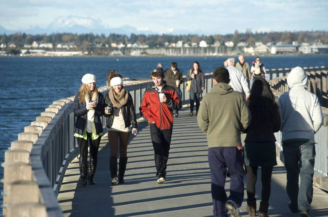 When they look to move, these residents look north to Bellingham