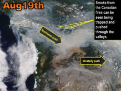 Why is it so smoky across the Pacific Northwest?