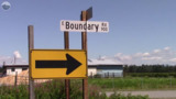 British family says they crossed border near Lynden to avoid an animal. CBP disagrees