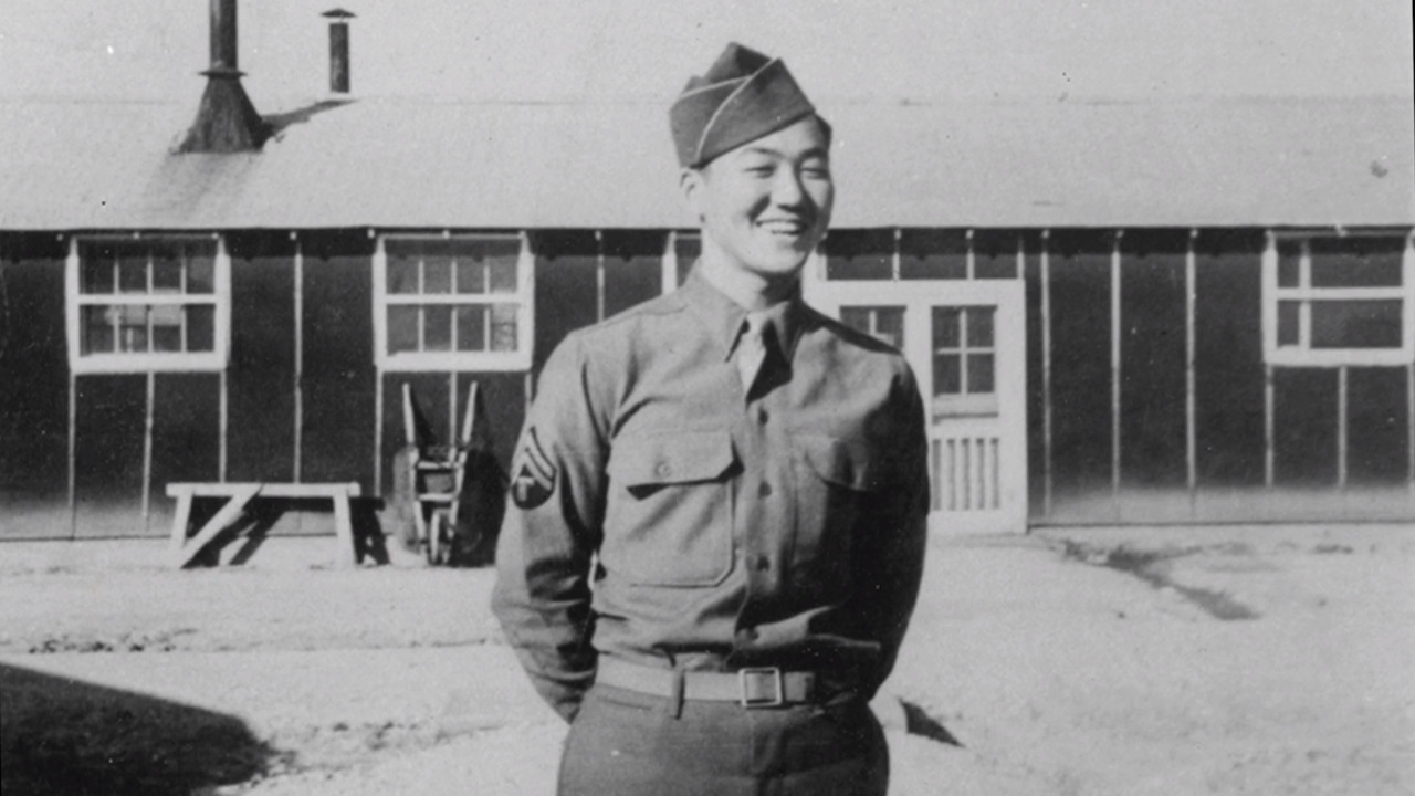 77 years after leaving Western for an internment camp, this war hero gets a degree