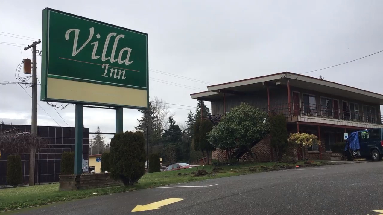 Two motels on Samish are slated to be demolished, making way for an apartment complex