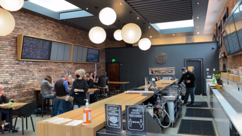 New taphouse opens in downtown Bellingham