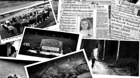 Timeline of the 1989 Mandy Stavik murder case