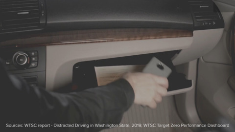 Distracted driving facts from Washington state