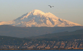 What would happen if Mount Baker erupted?