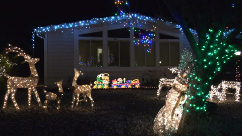 So you want to see holiday lights. Here's a favorite spot for doing that in Bellingham.