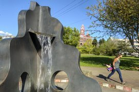 Bellingham is trying to entice more people to visit this downtown park