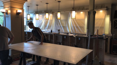 Bellwether Way waterfront restaurant is nearly ready with a new look, menu