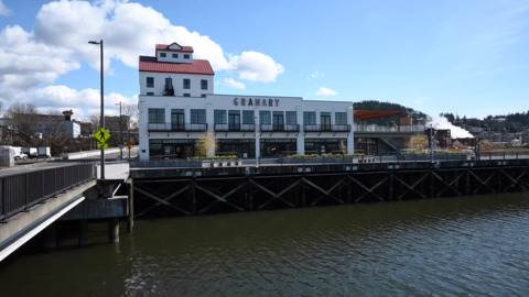 Businesses are opening on Bellingham's waterfront