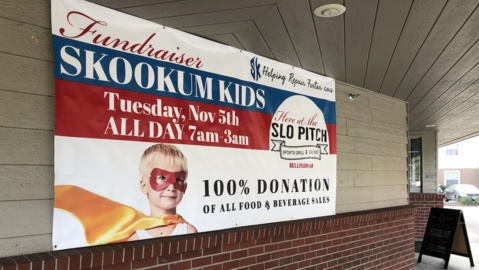 This Bellingham business is holding its 10th year of 100% donation day