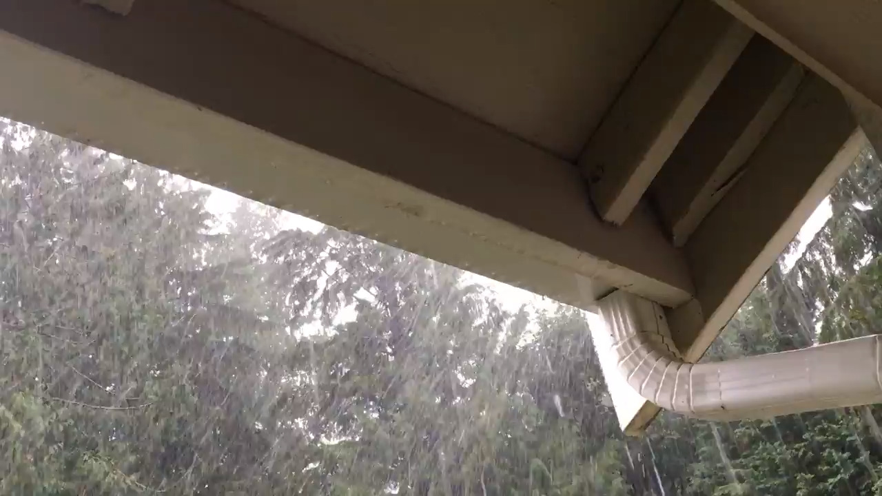 Whatcom is used to rain falling this time of year, but what happened Sunday?