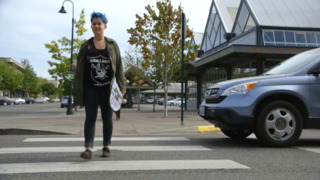 What exactly is jaywalking ... and why is it so offensive?