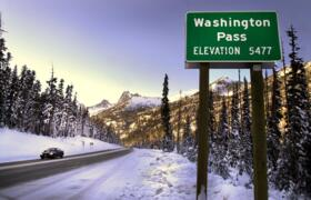 Five facts about the North Cascades Highway