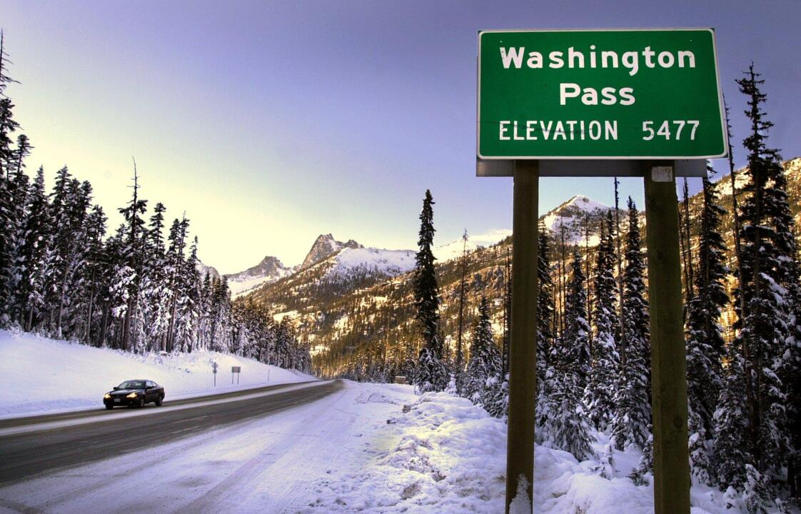 Here's when the North Cascades Highway will close for the winter season