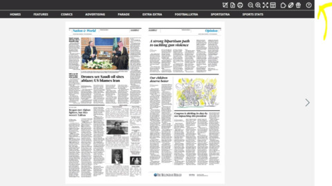 Bellingham Herald eEdition updated for subscribers who like their digital news curated