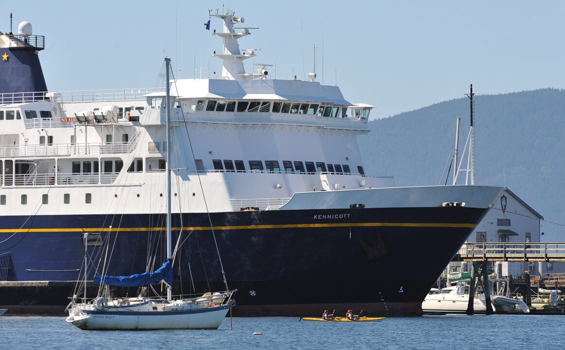 More cancellations of Bellingham run as Alaska ferry strike enters its second week