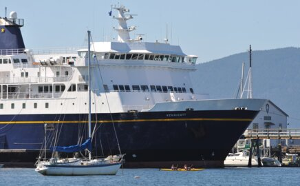 State ups budget, timeline for review of Alaska ferry system