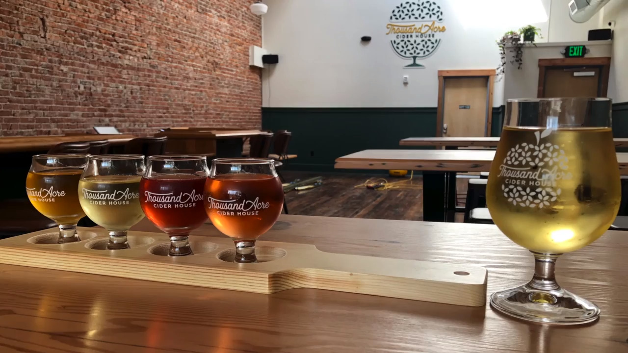 New cider house in downtown Bellingham aims to be relaxing, social hangout